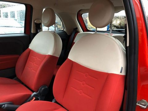 2009 Fiat 500 1.2 Pop 3dr - Picture 17 of 28