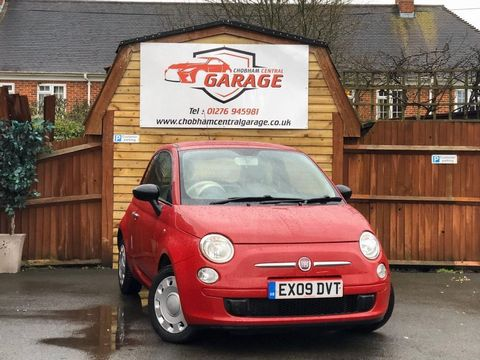 2009 Fiat 500 1.2 Pop 3dr - Picture 1 of 28