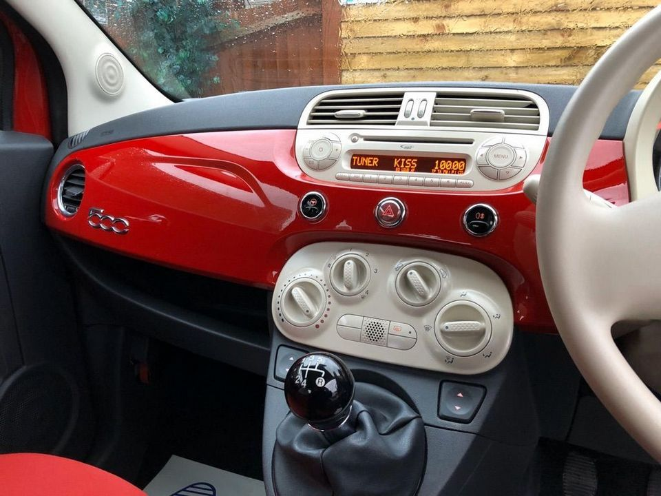 2009 Fiat 500 1.2 Pop 3dr - Picture 23 of 28