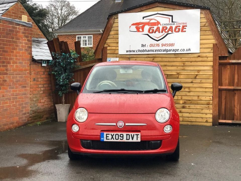 2009 Fiat 500 1.2 Pop 3dr - Picture 4 of 28