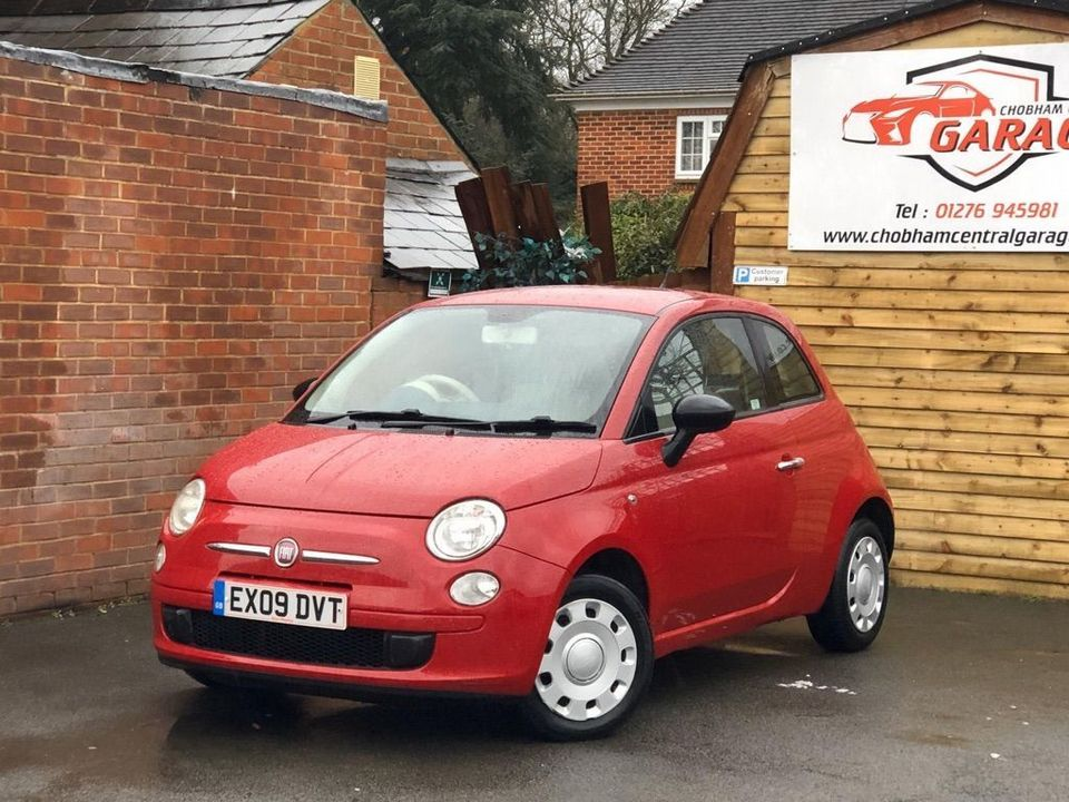 2009 Fiat 500 1.2 Pop 3dr - Picture 5 of 28