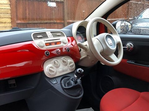 2009 Fiat 500 1.2 Pop 3dr - Picture 7 of 28