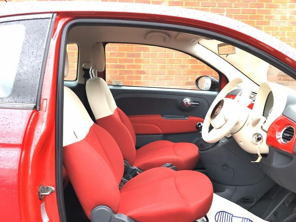 2009 Fiat 500 1.2 Pop 3dr - Picture 8 of 28