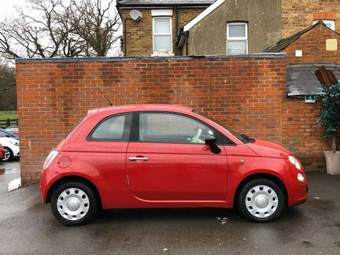 2009 Fiat 500 1.2 Pop 3dr - Picture 9 of 28