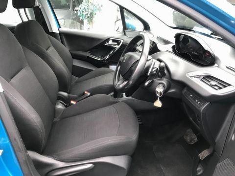 2012 Peugeot 208 1.4 e-HDi FAP Access+ EGC (s/s) 5dr - Picture 16 of 29