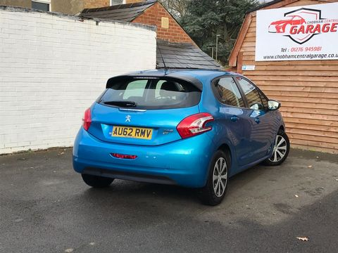 2012 Peugeot 208 1.4 e-HDi FAP Access+ EGC (s/s) 5dr - Picture 10 of 29