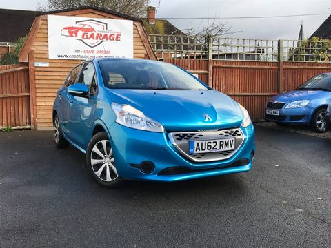 2012 Peugeot 208 1.4 e-HDi FAP Access+ EGC (s/s) 5dr - Picture 1 of 29