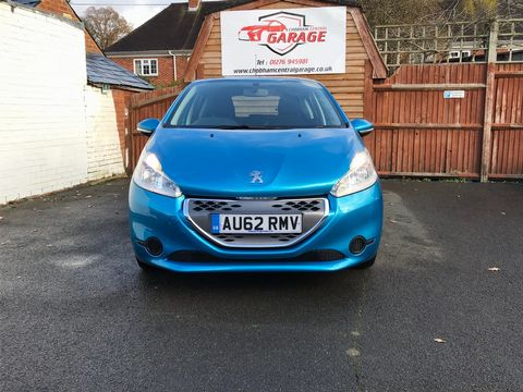2012 Peugeot 208 1.4 e-HDi FAP Access+ EGC (s/s) 5dr - Picture 3 of 29