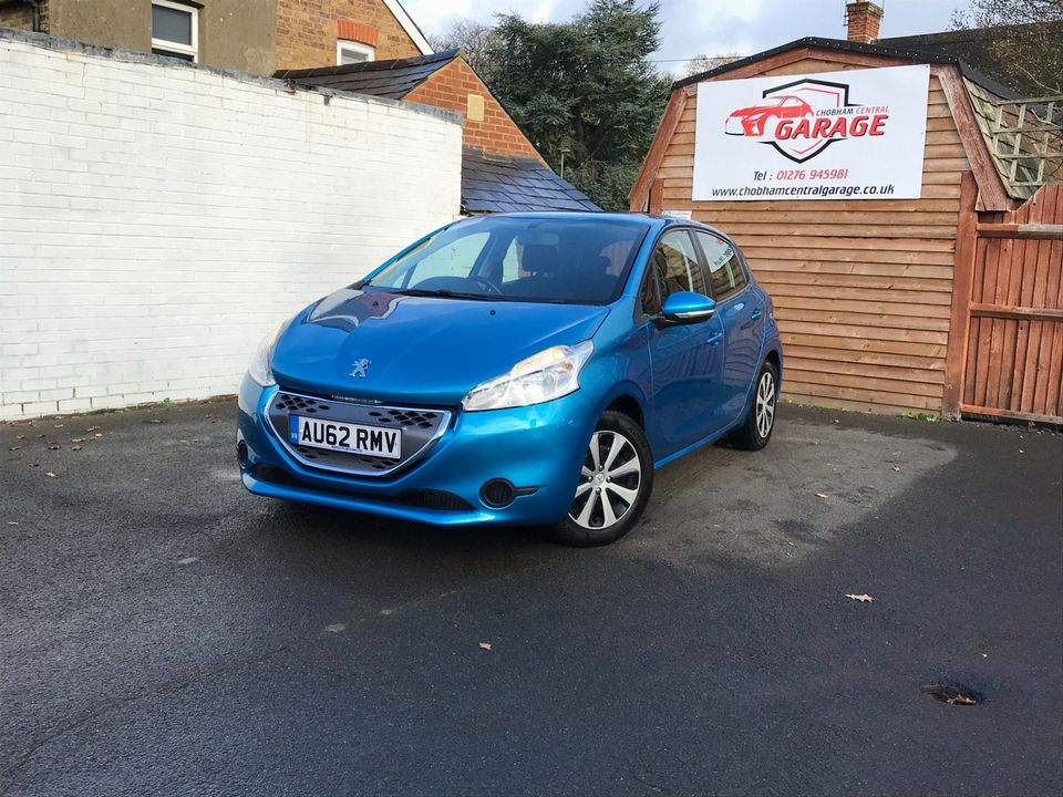 2012 Peugeot 208 1.4 e-HDi FAP Access+ EGC (s/s) 5dr - Picture 5 of 29
