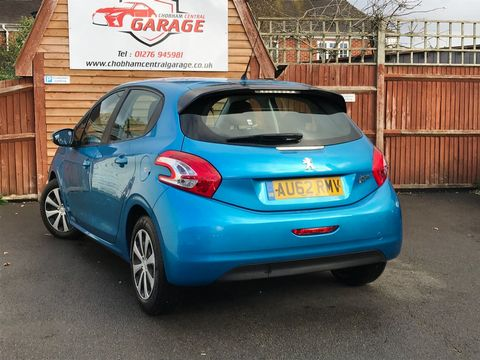 2012 Peugeot 208 1.4 e-HDi FAP Access+ EGC (s/s) 5dr - Picture 6 of 29