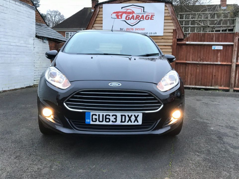2013 Ford Fiesta 1.25 Zetec 5dr - Picture 3 of 26