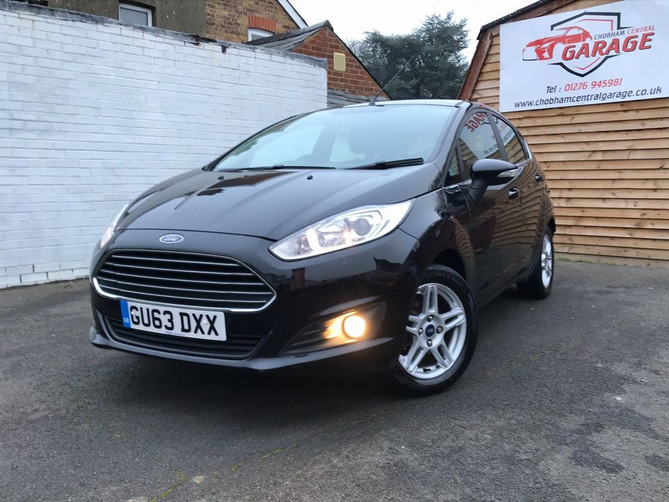 2013 Ford Fiesta 1.25 Zetec 5dr - Picture 5 of 26