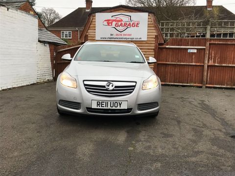 2011 Vauxhall Insignia 2.0 CDTi 16v Exclusiv 5dr - Picture 3 of 26