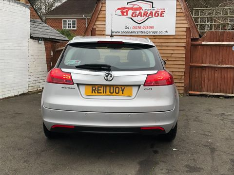 2011 Vauxhall Insignia 2.0 CDTi 16v Exclusiv 5dr - Picture 7 of 26
