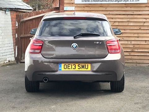 2013 BMW 1 Series 2.0 118d Sport Sports Hatch (s/s) 5dr - Picture 7 of 31