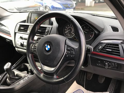 2013 BMW 1 Series 2.0 118d Sport Sports Hatch (s/s) 5dr - Picture 11 of 38