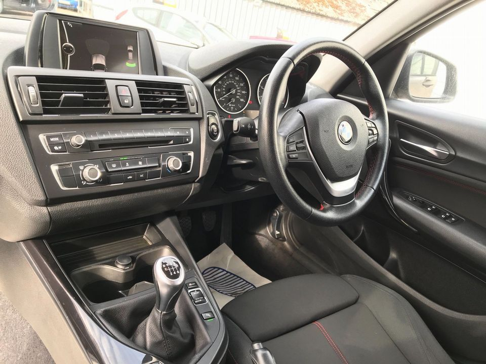 2013 BMW 1 Series 2.0 118d Sport Sports Hatch (s/s) 5dr - Picture 12 of 38