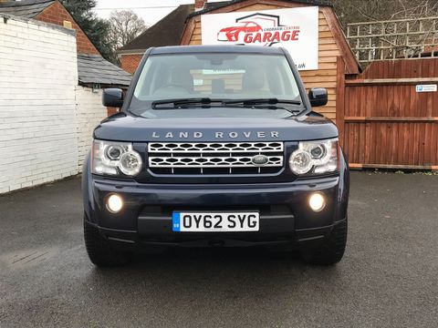 2012 Land Rover Discovery 4 3.0 SD V6 HSE 5dr - Picture 3 of 46