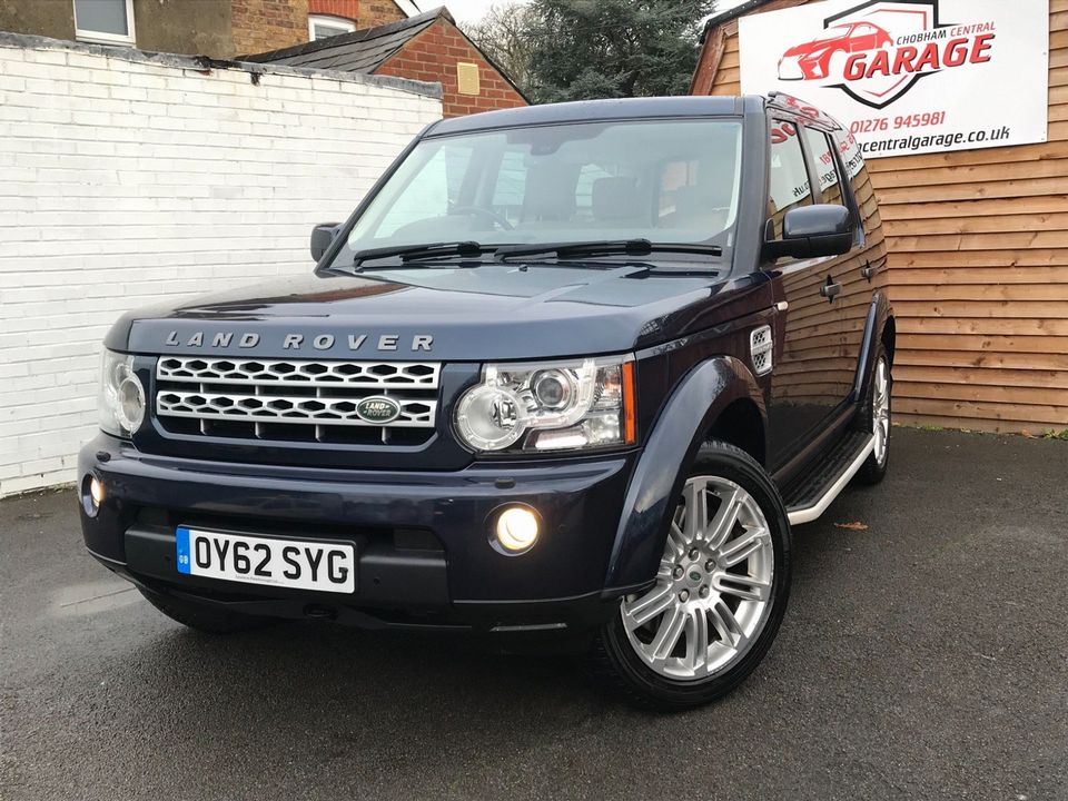 2012 Land Rover Discovery 4 3.0 SD V6 HSE 5dr - Picture 5 of 46