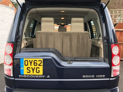 2012 Land Rover Discovery 4 3.0 SD V6 HSE 5dr - Picture 10 of 46
