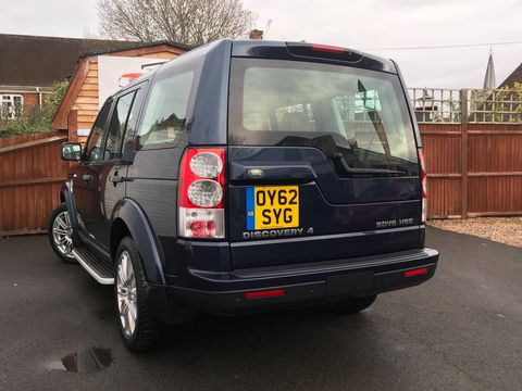 2012 Land Rover Discovery 4 3.0 SD V6 HSE 5dr - Picture 6 of 46