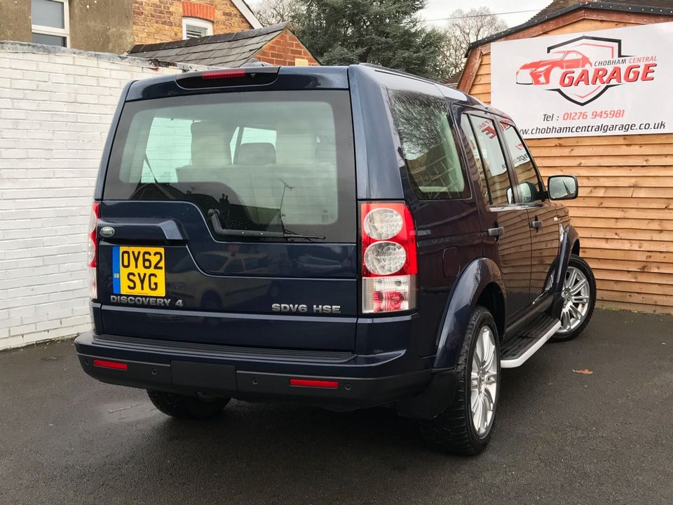 2012 Land Rover Discovery 4 3.0 SD V6 HSE 5dr - Picture 9 of 46