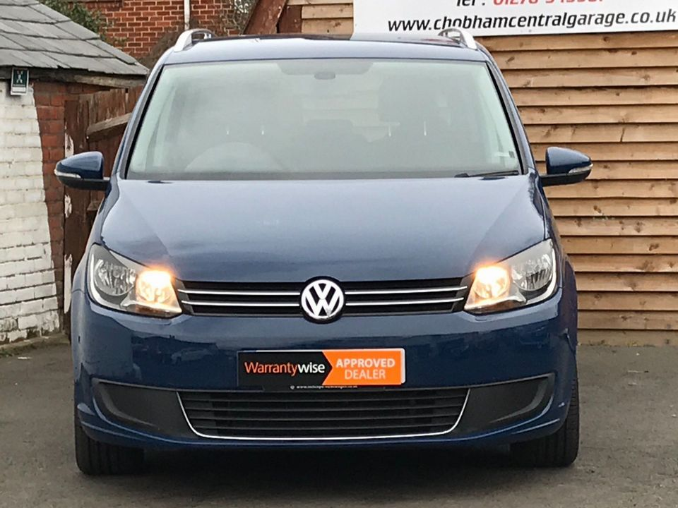 2012 Volkswagen Touran 1.6 TDI SE 5dr (7 Seats) - Picture 3 of 27