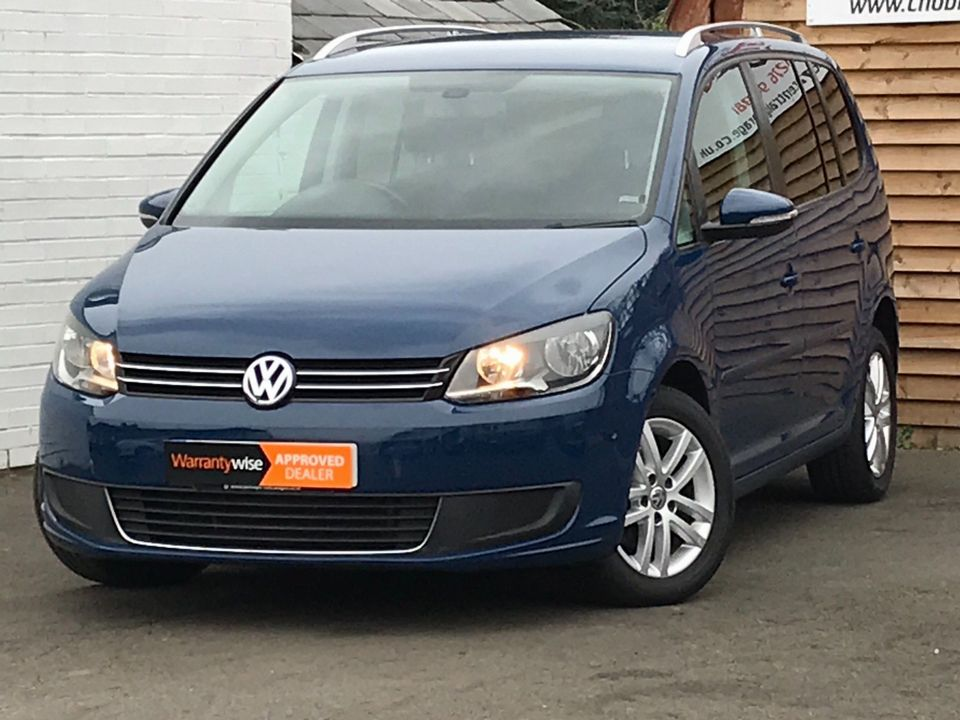 2012 Volkswagen Touran 1.6 TDI SE 5dr (7 Seats) - Picture 5 of 27