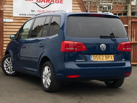 2012 Volkswagen Touran 1.6 TDI SE 5dr (7 Seats) - Picture 9 of 27