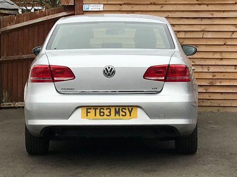 2014 Volkswagen Passat 1.6 TDI BlueMotion Tech S (s/s) 4dr - Picture 7 of 27