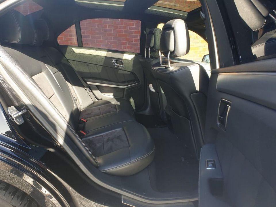 2010 Mercedes-Benz E Class 3.0 E350 CDI Sport Auto 4dr - Picture 8 of 22