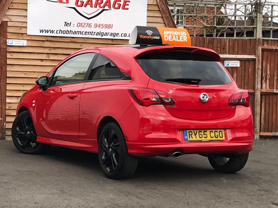 2016 Vauxhall Corsa 1.4i ecoFLEX Limited Edition 3dr - Picture 6 of 26