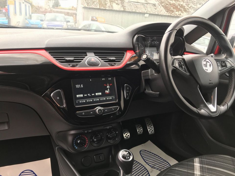 2016 Vauxhall Corsa 1.4i ecoFLEX Limited Edition 3dr - Picture 14 of 34