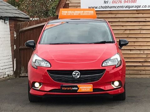 2016 Vauxhall Corsa 1.4i ecoFLEX Limited Edition 3dr - Picture 3 of 34