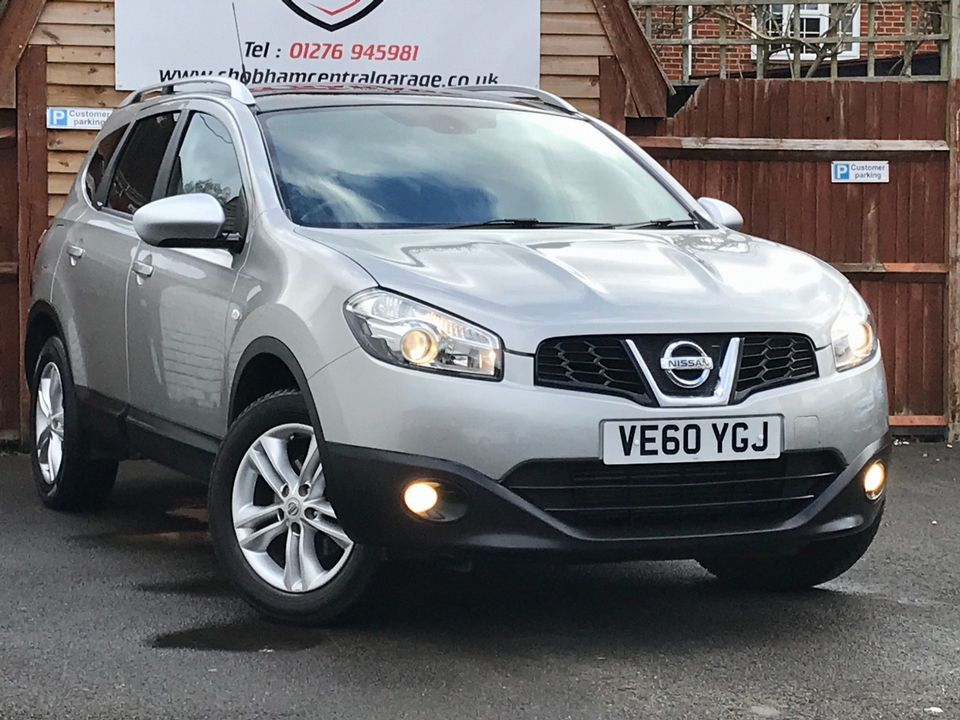 2011 Nissan Qashqai+2 1.5 dCi Acenta 5dr - Picture 1 of 22
