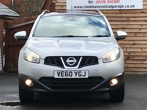 2011 Nissan Qashqai+2 1.5 dCi Acenta 5dr - Picture 3 of 22
