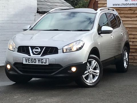 2011 Nissan Qashqai+2 1.5 dCi Acenta 5dr - Picture 5 of 22