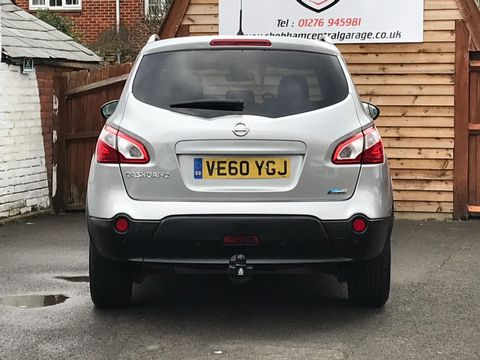 2011 Nissan Qashqai+2 1.5 dCi Acenta 5dr - Picture 7 of 22