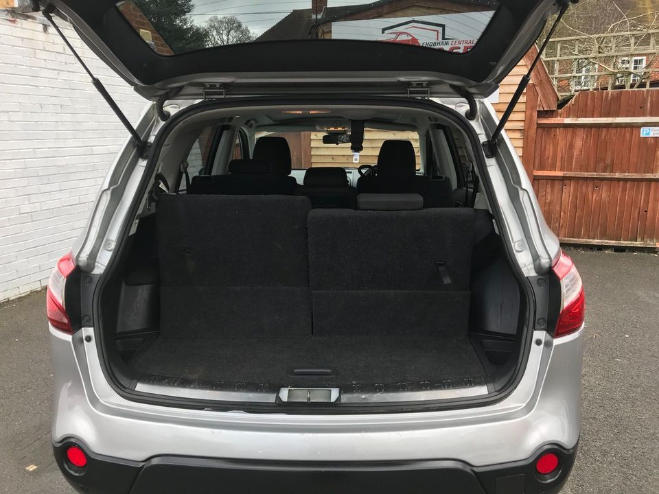 2011 Nissan Qashqai+2 1.5 dCi Acenta 5dr - Picture 11 of 27