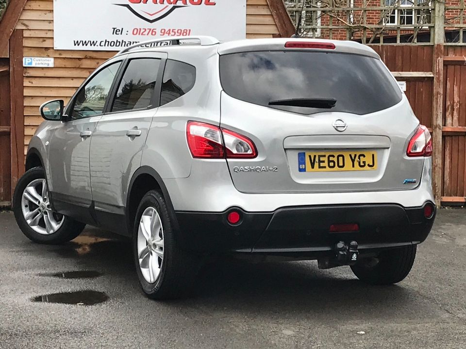2011 Nissan Qashqai+2 1.5 dCi Acenta 5dr - Picture 6 of 27