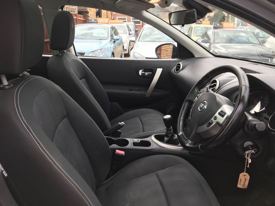 2011 Nissan Qashqai+2 1.5 dCi Acenta 5dr - Picture 16 of 27