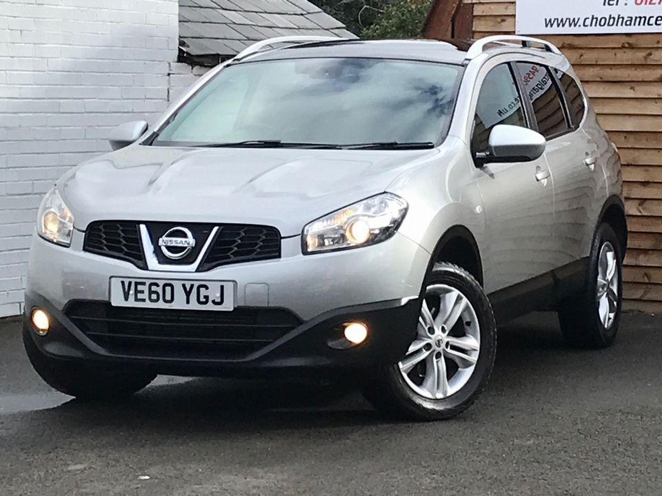 2011 Nissan Qashqai+2 1.5 dCi Acenta 5dr - Picture 5 of 27