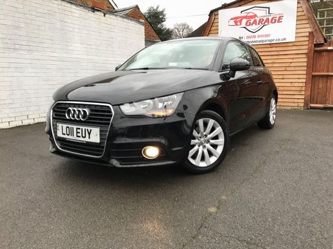 2011 Audi A1 1.6 TDI Sport 3dr - Picture 5 of 29