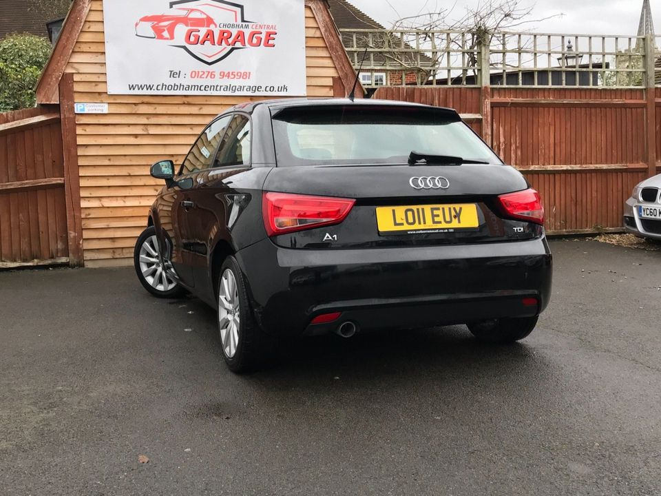 2011 Audi A1 1.6 TDI Sport 3dr - Picture 6 of 29