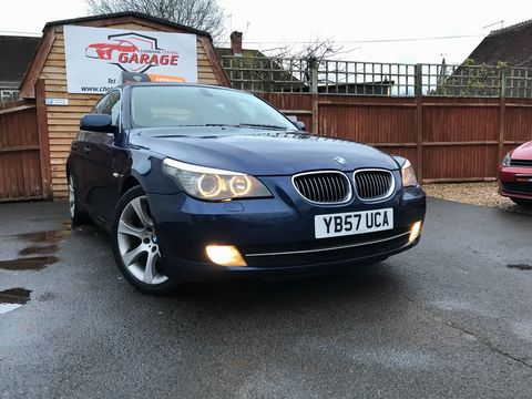 2008 BMW 5 Series 3.0 530i SE 4dr