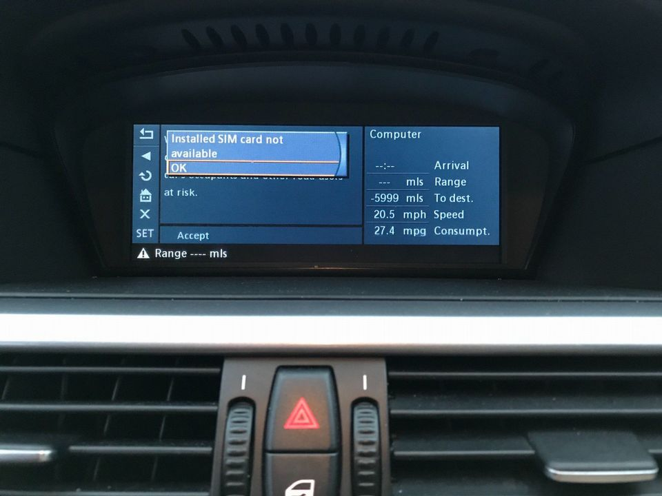 2008 BMW 5 Series 3.0 530i SE 4dr - Picture 21 of 36