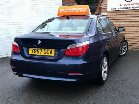 2008 BMW 5 Series 3.0 530i SE 4dr - Picture 6 of 36