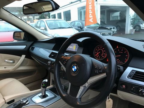 2008 BMW 5 Series 3.0 530i SE 4dr - Picture 13 of 36