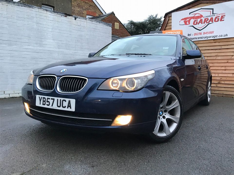 2008 BMW 5 Series 3.0 530i SE 4dr - Picture 5 of 36