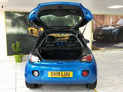 2019 Vauxhall ADAM 1.2i Griffin 3dr - Picture 10 of 33